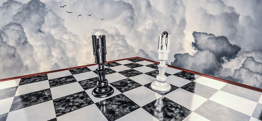 illustratie vormen van leiderschap