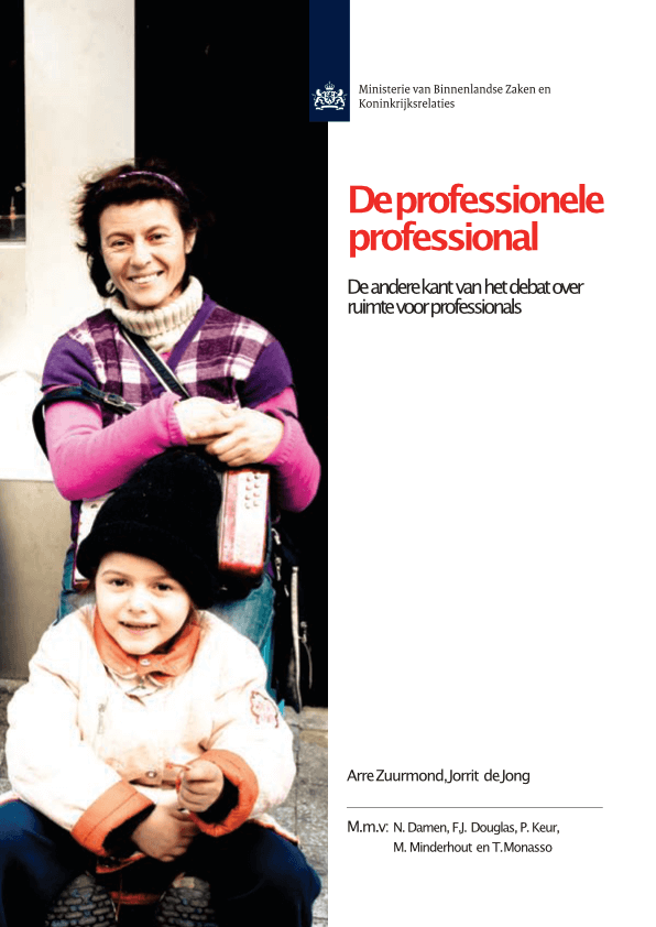 cover de professionele professional